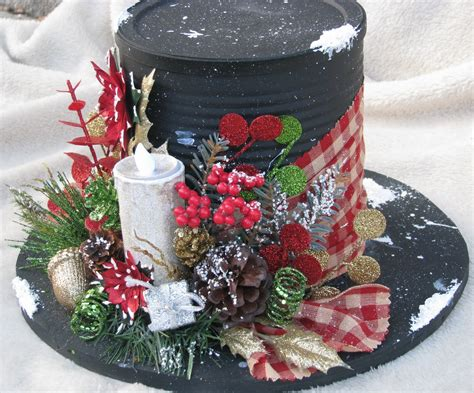 pinterest christmas made out of tulldecorating ideas n sparkles blooms n bling snowman hat gifts enchanting layout