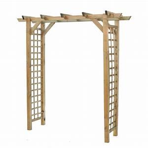 Arche Mariage Pas Cher : arche en bois lou 213x70x213cm achat vente arche arche en bois lou 213x70x213cm cdiscount ~ Melissatoandfro.com Idées de Décoration