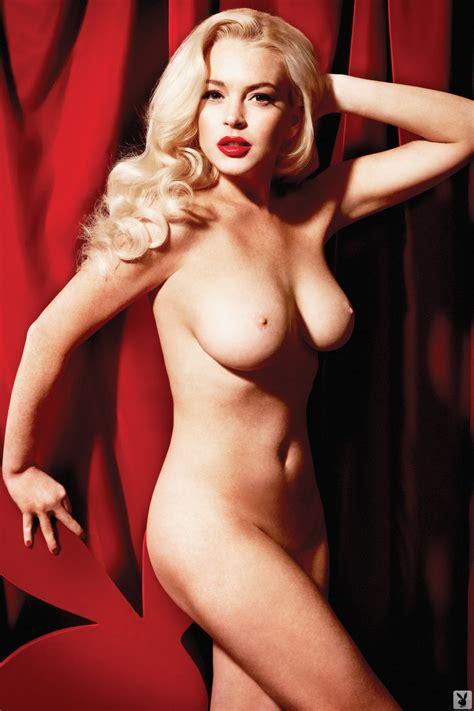 foxhq lindsay lohan nude pics