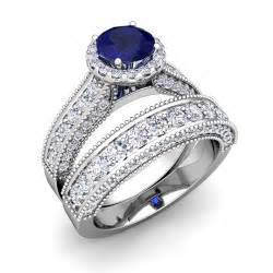 wedding rings sets cheap the most beautiful wedding rings cheap sapphire wedding ring sets
