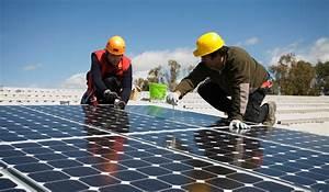 Türkiye yenilenebilir enerji teknisyeni yetiştirecek