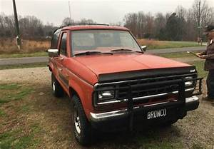 87 Ford Bronco 2 For Sale