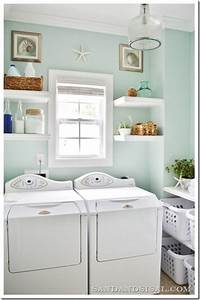 laundry room makeovers Get Inspired: 10 Laundry Room Makeovers - How to Nest for ...