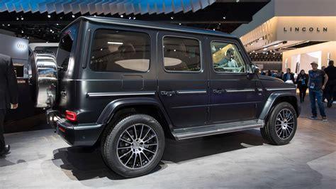 2019 Mercedes-benz G-class Price, Interior, Suv, Engine