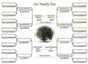 9 Family Tree Template With Siblings Pdf Doc Free