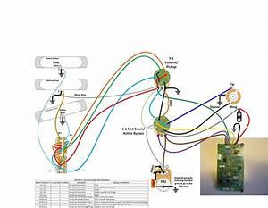 Eric Clapton Strat Wiring Diagram  1