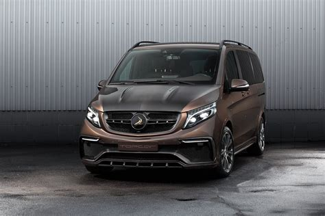 Mercedes V Class Photo by Topcar Transforms Mercedes V Class Into Something Fit For