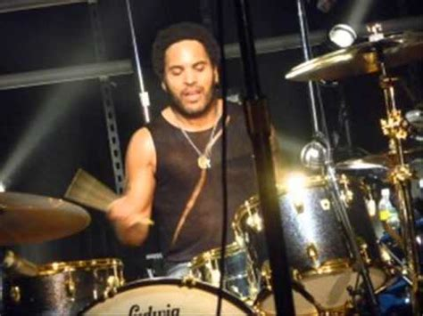 Drumless Lenny Kravitz Youtube