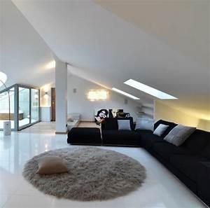 Whirlpool Im Wohnzimmer : dachgeschosswohnung die vorteile unterm dach zu wohnen freshouse ~ Sanjose-hotels-ca.com Haus und Dekorationen