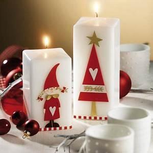 Kerzen Verzieren Weihnachten : stimmungsvolle weihnachtskerzen weihnachtsdeko pinterest velas de navidad velas und velas ~ Eleganceandgraceweddings.com Haus und Dekorationen