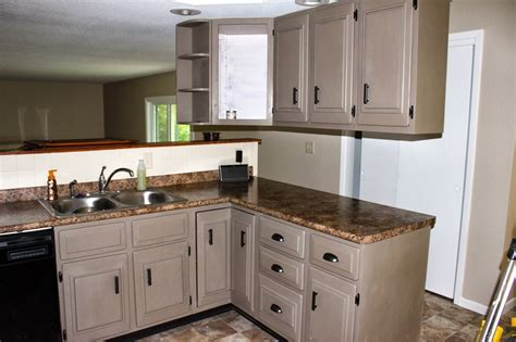Latest Chalk Paint Kitchen Cabinets Homes By Ottoman