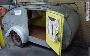 Fabriquer Mini Caravane : teardrop campers photos de la caravane teardrop trailer 1930 teardrops pinterest mini ~ Melissatoandfro.com Idées de Décoration