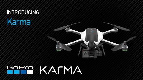 gopro introducing karma youtube