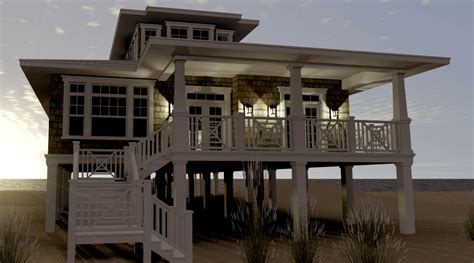 designed  water views td architectural designs house plans