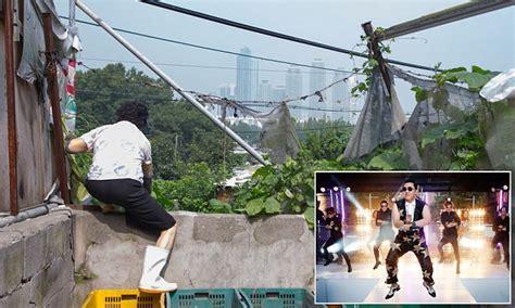 seoul slum  famous  south korean psys