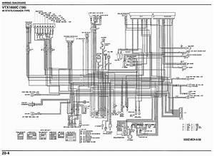 Vtx 1300 Wiring Diagram 4 Lenito Throughout