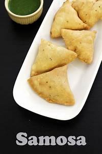 Samosa recipe (How to make samosa), Punjabi aloo Samosa