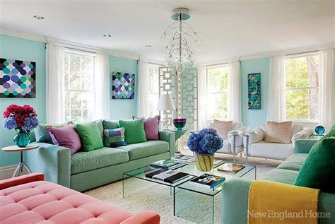 3 blue and green color schemes creating spectacular interior design and decor