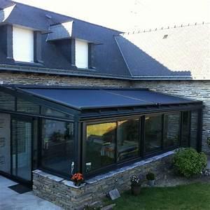 store veranda sur mesure store electrique ysofa With store exterieur veranda prix