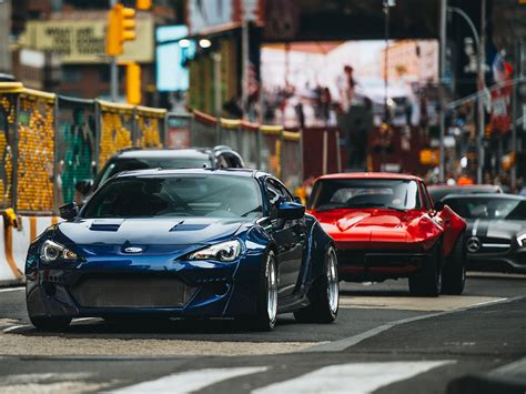 The Cars Of Fast And Furious 8