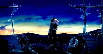 Anime Future Yuno Gifs Mirai Nikki Gasai
