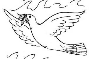 Pigeon Coloring Page 12266 Aouous