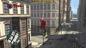 LEGO Marvel Super Heroes The Video Game - Superior Spider ...