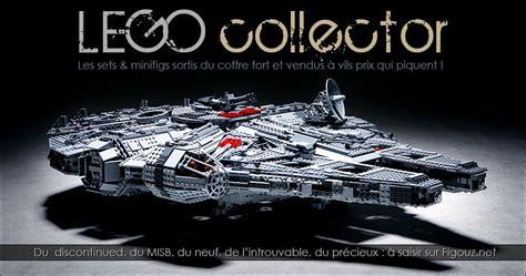 vente de sets collector lego sur figouznet achat
