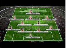 Bayer 04 Leverkusen FC Bayern München Die Aufstellung