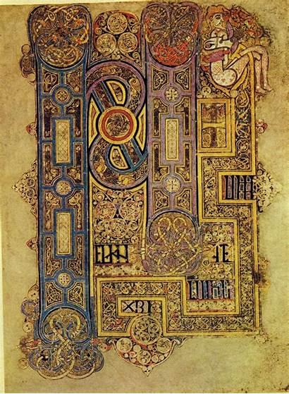Kells St Ireland Paddys Manuscript Irish Illuminations