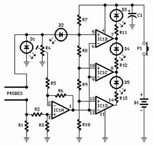Salt taster circuit diagrams schematics electronic for Salt taster