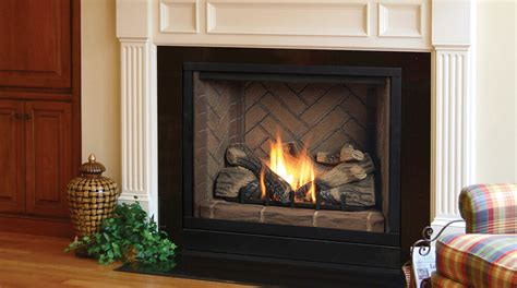 majestic vent free fireplace majestic bldv300 33 quot solitaire top direct vent fireplace