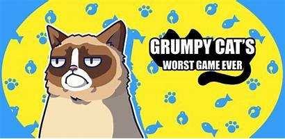 Grumpy Worst Ever Cat Na