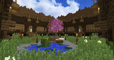 Japanese Garden Minecraft