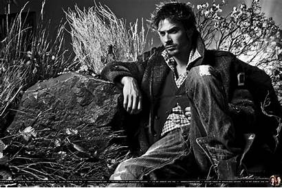 Ian Somerhalder Photoshoot Vampire Diaries Lost Wallpapers