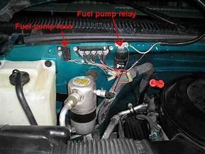 2000 Chevy Blazer Fuel Pump Wiring Diagram