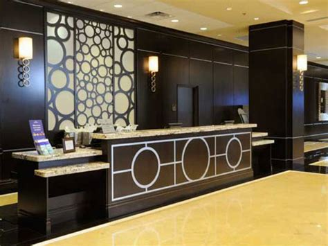 Modern Reception Furniture Spa Front Desk Hotel Front