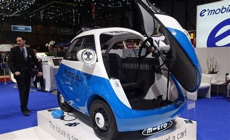 Microlino is a Swiss micro car that will steal your heart