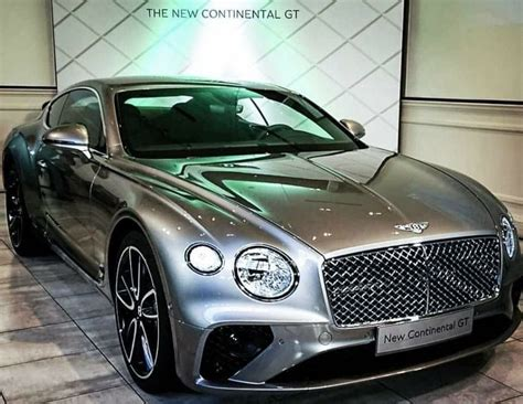 2019 Bentley Gt by 2019 Bentley Continental Gt Overview Concept Car 2019