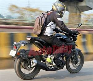 Yamaha Mt15 Test Mules Spied Again
