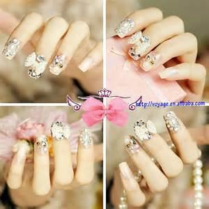 Korean nail art nails d artificial tips