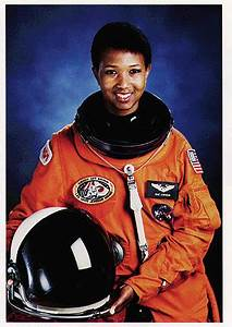 Mae Jemison, the First Female African-American Astronaut