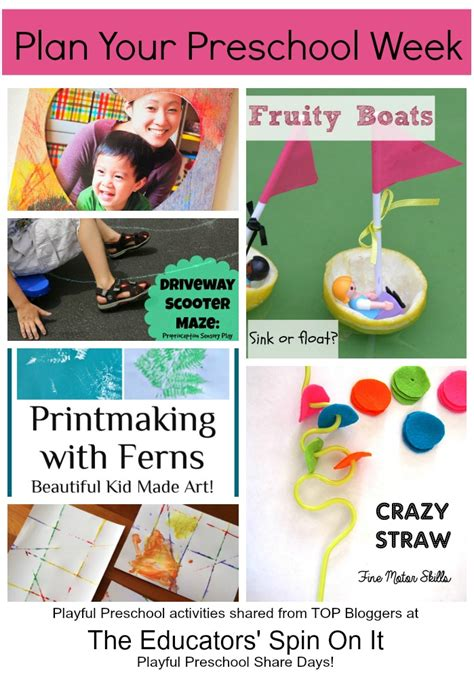 family theme preschool activities tips and tricks for 384 | 1collage