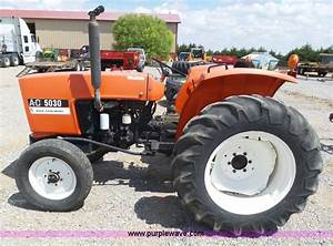Allis Chalmers 5030 Tractor