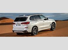 How much does the 2019 BMW X5 cost?