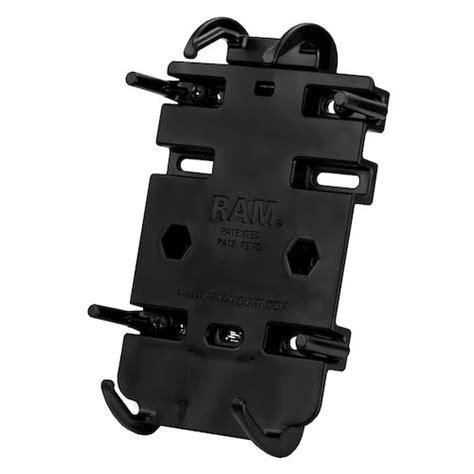 ram phone mount ram mounts universal loaded cell phone holder