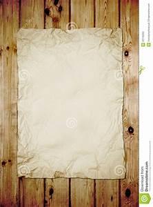 Von Papier Auf Holz übertragen : altes papier auf holz stockfoto bild von plakat gealtert 22110250 ~ A.2002-acura-tl-radio.info Haus und Dekorationen