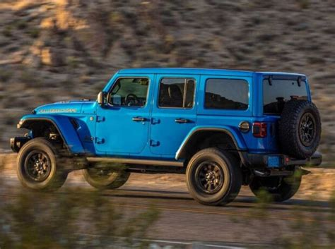 The new model is about to hit the roads but fans are anticipating the 2021 model for one particular reason. 2021 Gladiator 392 V8 : 2021 Jeep Wrangler Rubicon 392 ...