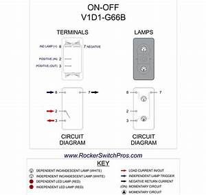 Double Pole Circuit Breaker Wiring Diagram