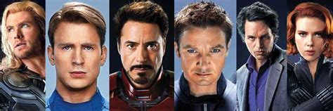 Actors Reveal Character Details From The Avengers Collider